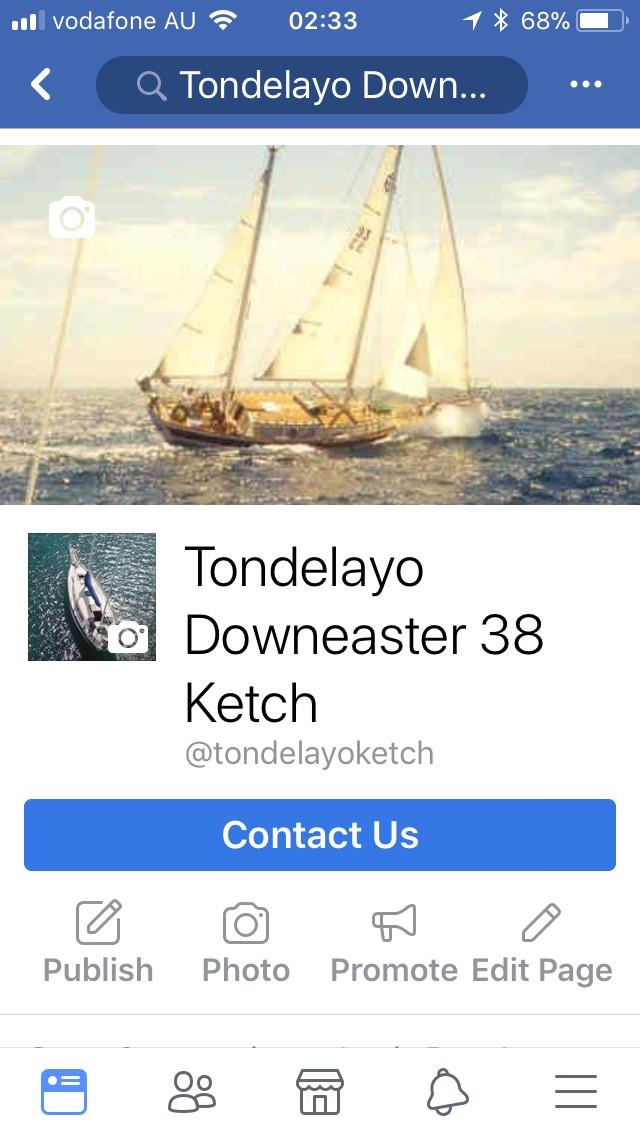 Tondys facebook page.
