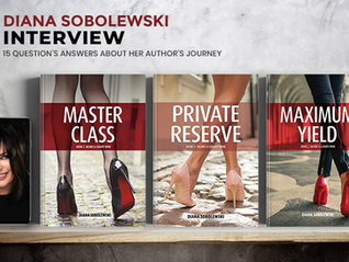 AllAuthor interview with Diana Sobolewski