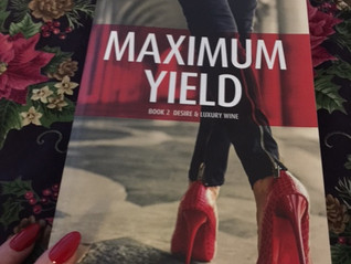 Romance Writer doesn't have a date for Valentine's Day in Maximum Yield