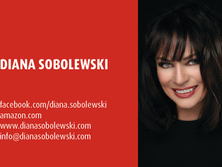 Diana Sobolewski, Wine Agent & Romance Author; my story
