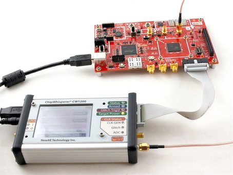 Whitepaper: Power Analysis Attacks on FPGA Implementations of AES using the CW305