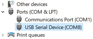 ChipWhisperer software update has real USB serial ports