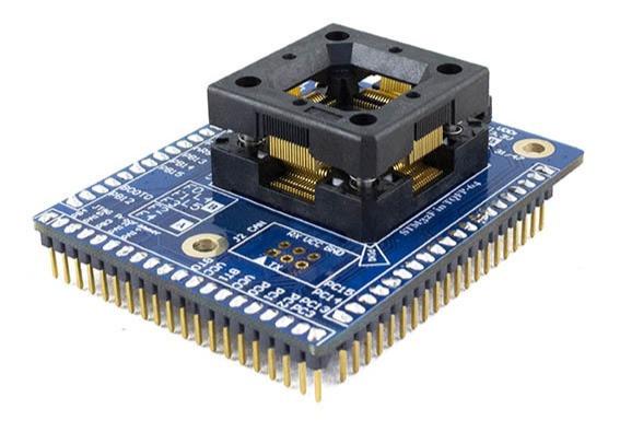 NAE-STM32F-SOCKET64 board