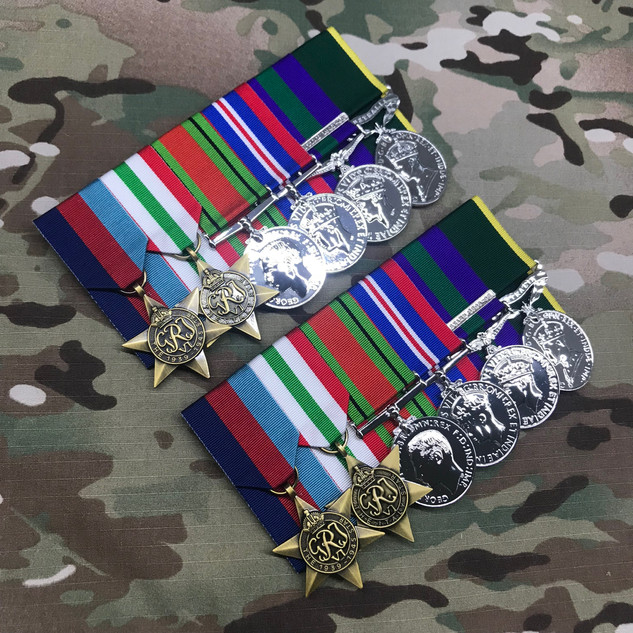 JR Medals - Australia - Brisbane - Repli