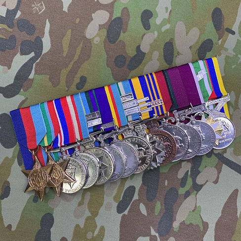 JR Medals - Brisbane - Australia - Repli