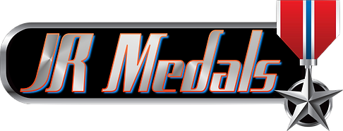 JR Medals Logo