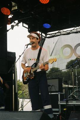 Melon Bois at Loch Hart Music Festival