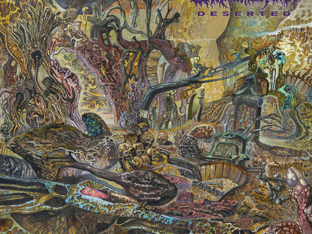 RADMON ALBUMS OF THE YEAR: Deserted by Gatecreeper