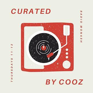 Curated by Cooz - Joshua Mancusi-Thomas.