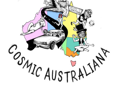 RADMON ALBUMS OF THE YEAR: Cosmic Australiana by Boing Boing
