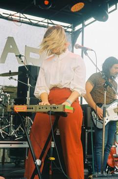 Zuma at Loch Hart Music Festival