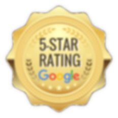 google 5 star reviews