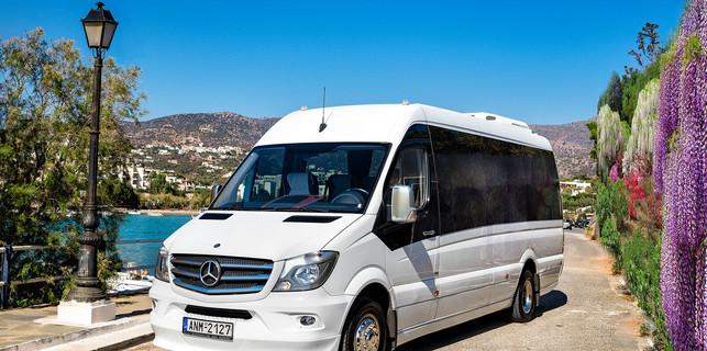 Group Transfers in Crete, Transfers in Crete