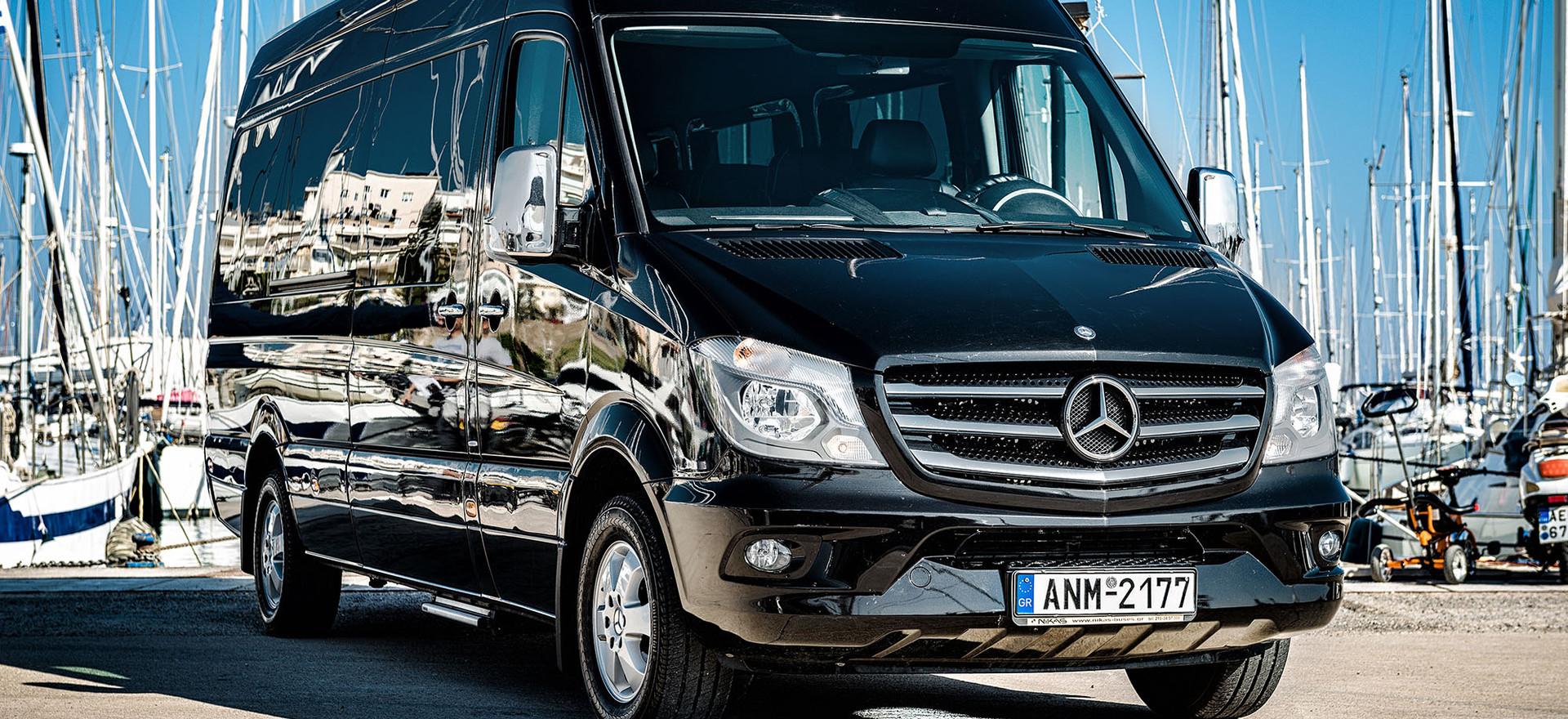 Luxury Transfers in Crete, Transfers in Crete