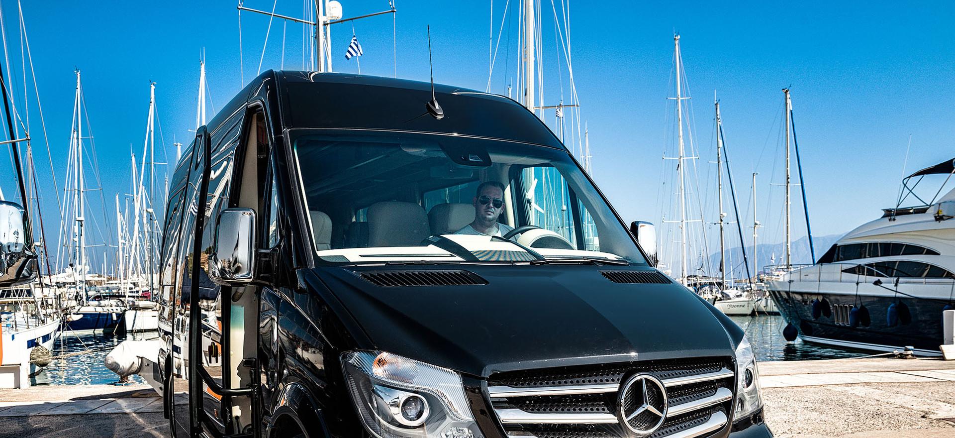 Private-Luxury transfers in Crete, Transfers in Crete