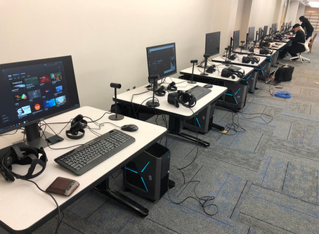 Virtual reality has arrived at Jackson State University!