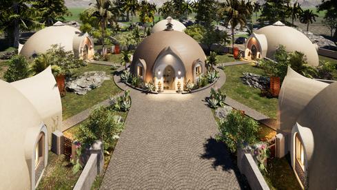 3D Printing Domes
