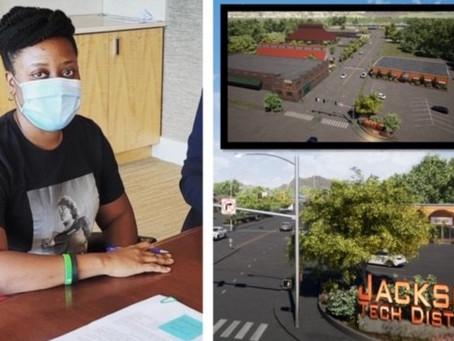 Amazon's Dr. Nashlie Sephus Buys 12 Acres for Black Tech-Hub in Jackson