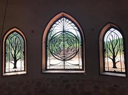 Baja Mexico Retreat Center Windows