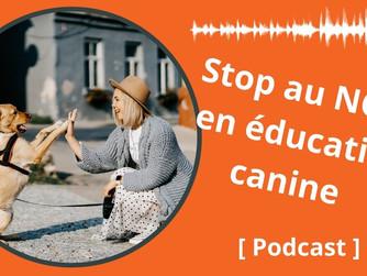 Stop au NON ! en éducation canine (1)