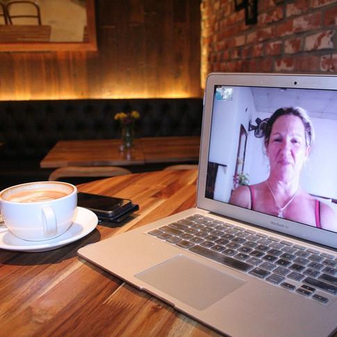 Séances à distance (Skype)