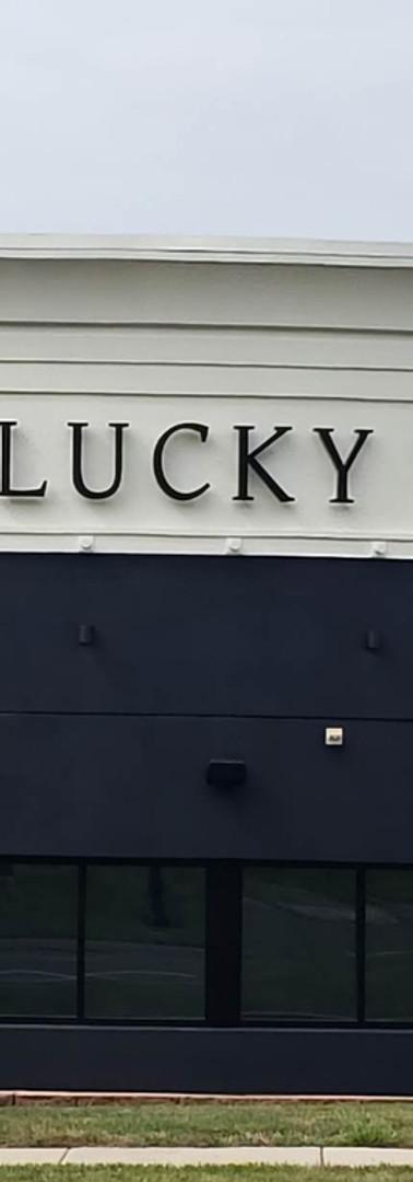 MACCS Construction-Lucky Well-Restaurant-Exterior Facade-Dryvit