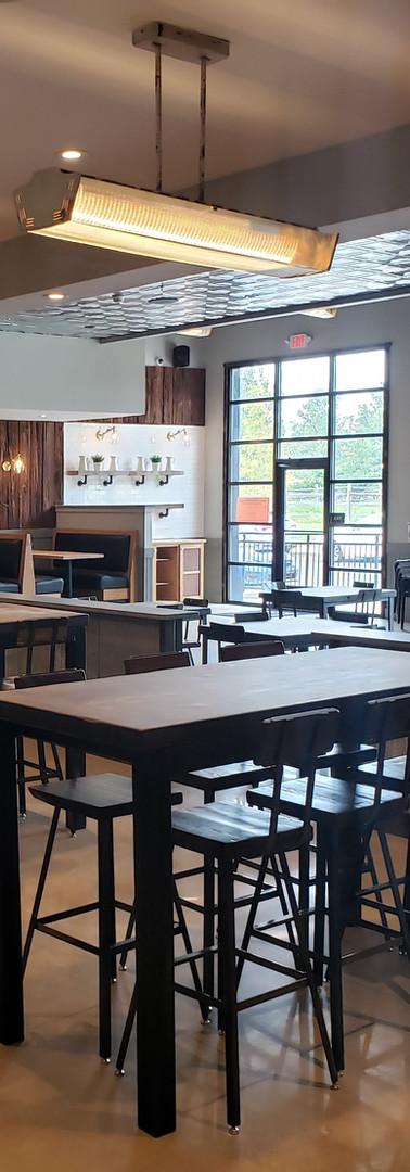 MACCS-Lucky Well-Restaurant-Garage Doors-Overhead Doors-Commercial