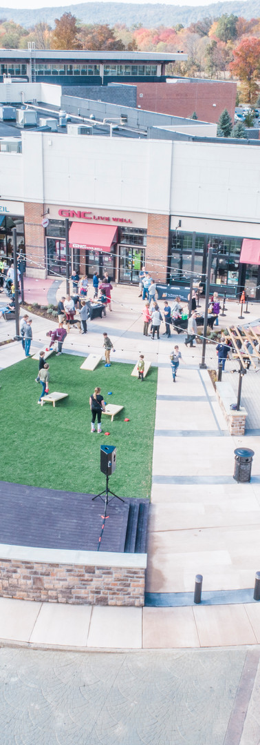 MACCS-Commercial Outdoor Venue-Flat Work-Pavers-Astroturf-Turf