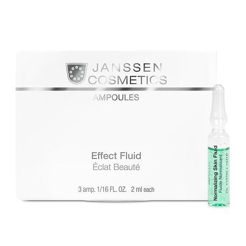 Normalizing Skin Fluid