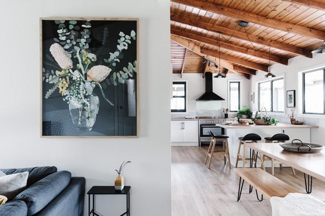 Kitchen/Dining/Sitting