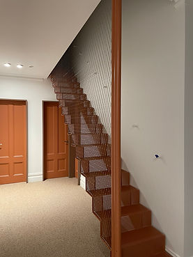 Architectural Staircase Mesh
