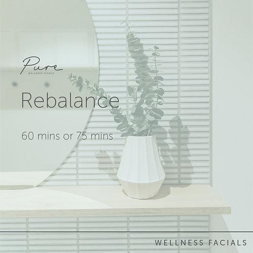 Rebalance Facial