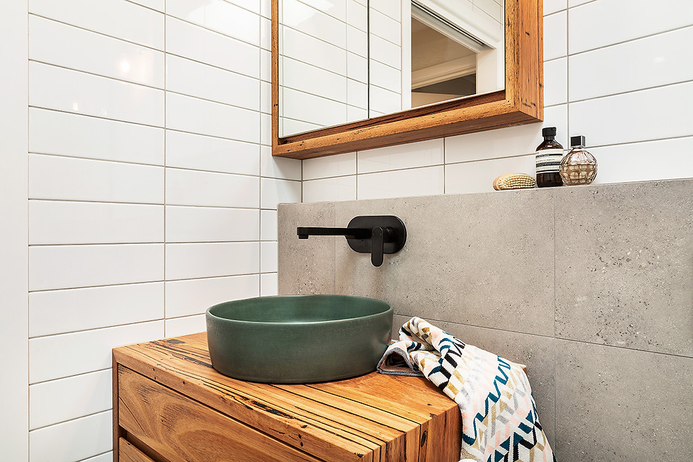 Bathroom - Project Greensborough