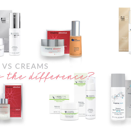 Serums vs Creams | Part 2