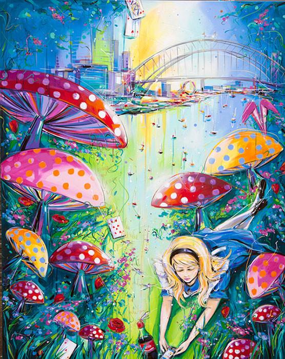 Sydney's a Wonderland
