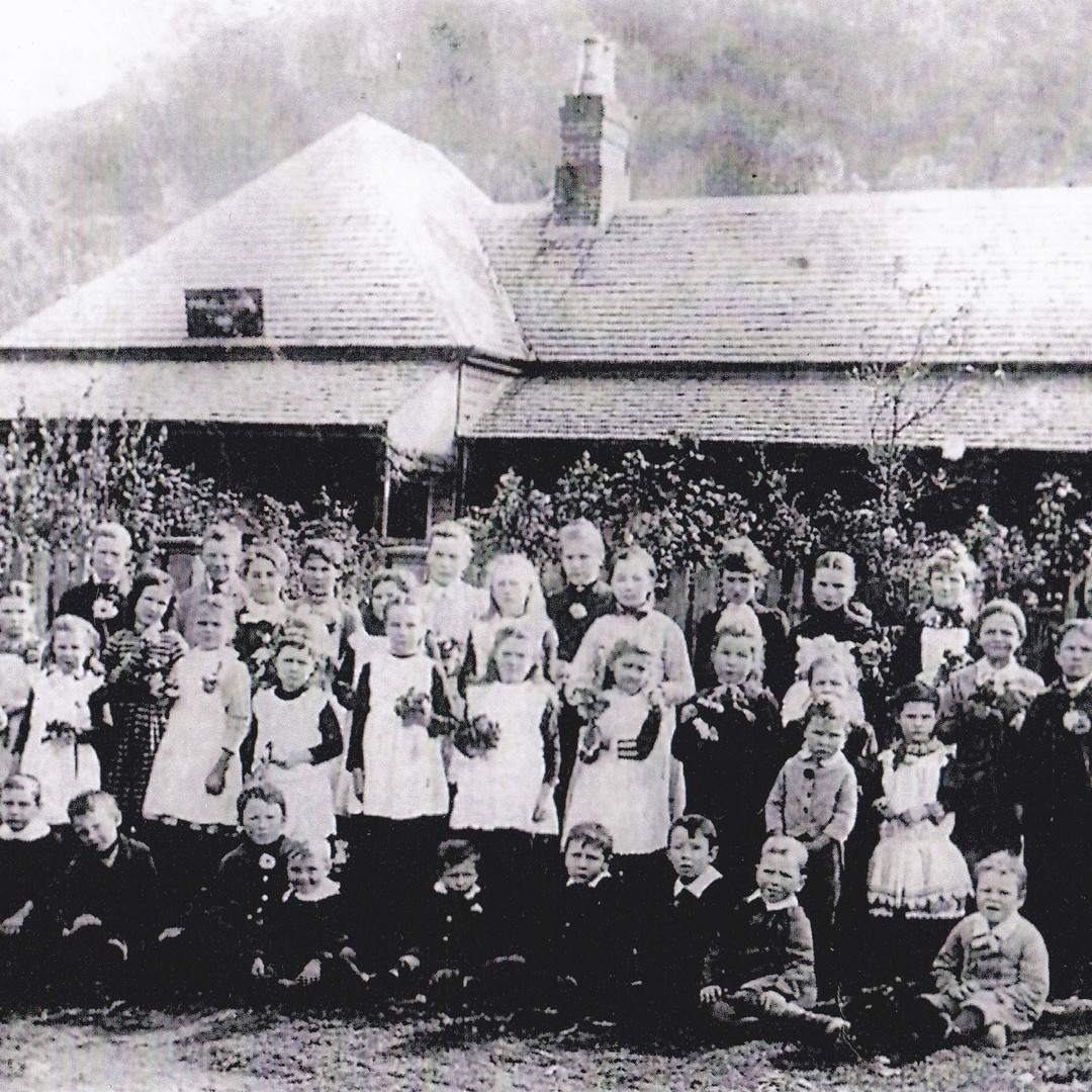 Moonan Brook Public School, 1895