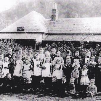 Moonan Brook Public School, 1895