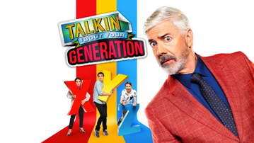 Talkin' 'Bout Your Generation