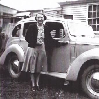Mrs. MacMillan, teacher at Moonan Brook Public School