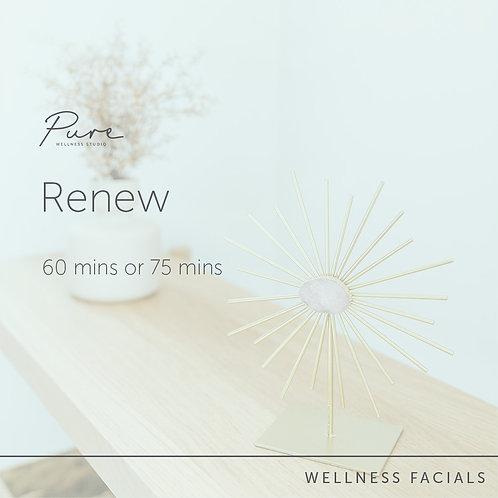 Renew Facial