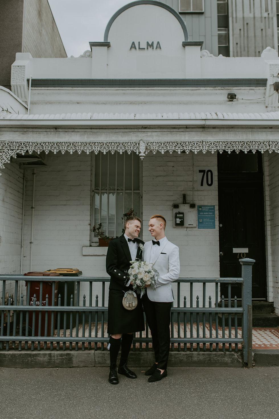 Emily Howlett Wedding Photography