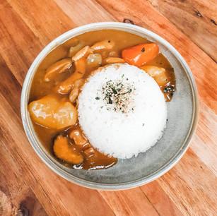 Veg Japanese Curry