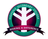 Highvale Secondary College