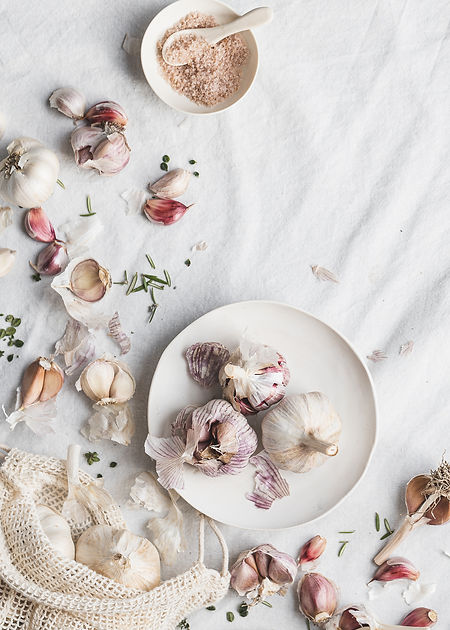 Green Hills Farm, Sustainably Grown Garlic