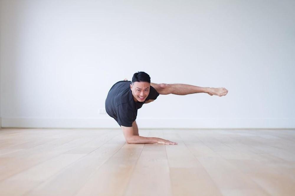 Yoga studio in Melbourne CBD