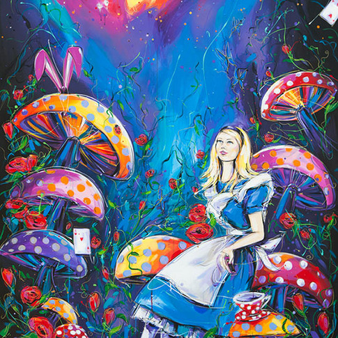 Wish Upon a Star in Wonderland