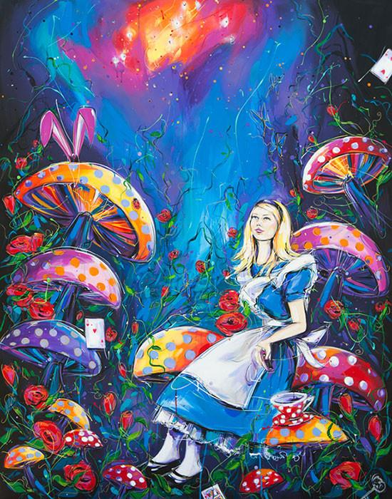 Wish Upon a Star in Wonderland