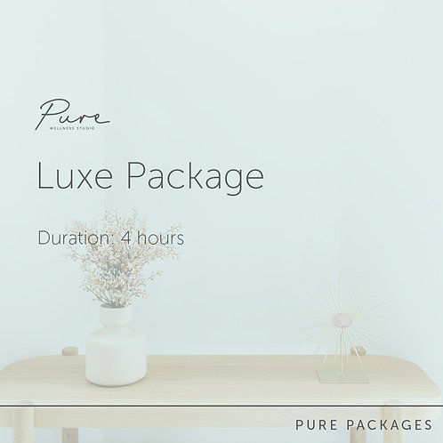 Luxe Package