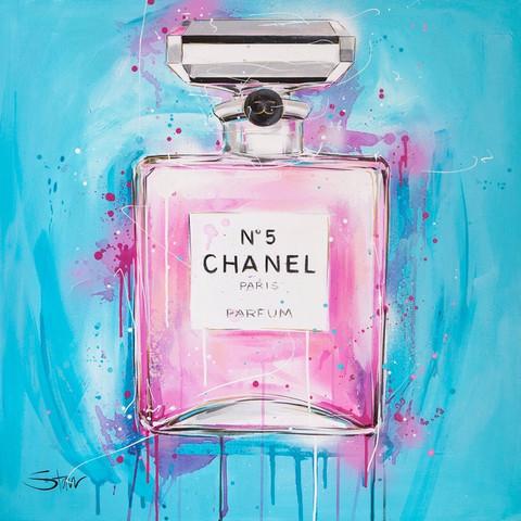 Chanel on Aqua