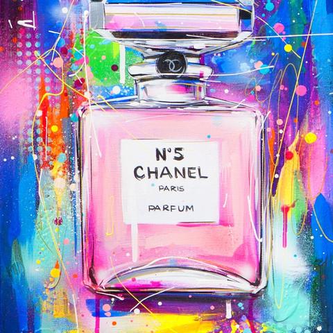 Chanel No. 5 Pop